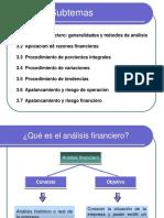 SUBTEMAS -APALANCAMIENTO FINANCIERO