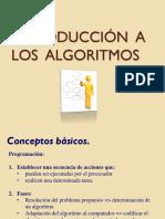 Introduccion Algoritmos