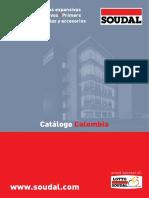 Soudal Colombia Catalogo Profesional 2016