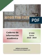 Cuaderno 3º ESO Mayo 2019