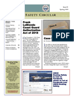 Boating Safety Circular Spring 2019