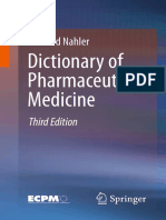 Dictionary of Pharmaceutical Medicine 3rd Edition.pdf