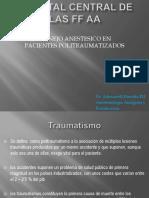 anestesia en pacientes politraumatizados