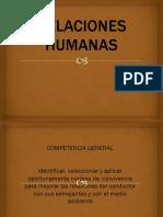 Relaciones Humanas Para Los Alumnos
