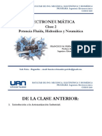 02 Electroneumatica - Potencia FluídaHidraúlicaNeumática