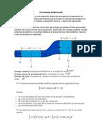 El teorema de Bernoulli.docx