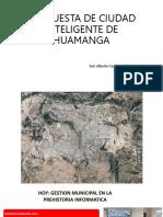 Propuesta de Ciudad Inteligente de Huamanga