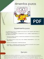 Experimentos puros.pptx
