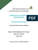 Solicitudes de Informacion PDF