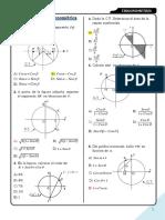 Ejercicios de Trigonometría - c.t.