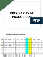 Clase de Programas de Produccion - (1)
