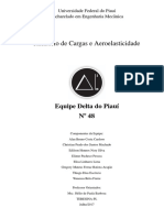 Relatório Cargas e Aeroelasticidade - Delta do Piauí Nº 48