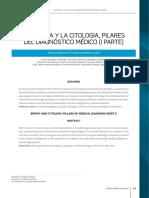 La Biopsia y La Citologia Pilares