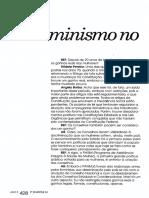 O feminismo no Brasil de hoje.PDF
