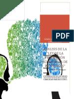 Analisis_Ley de La Federacion Ecuatoriana de Psiclogos Clnicos Para El Ejercicio Perfeccionamiento y Defensa Profesional