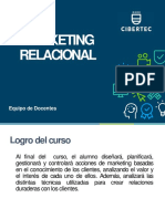Tema 1 Marketing Relacional