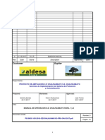 Manual de Operacion Chalhuamayo