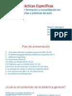 Didáctica en La Formación de Profesores 2 (1)