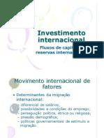 Dem Investimento Internacional