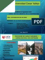 Exposicion-contaminacion Rio Rimac