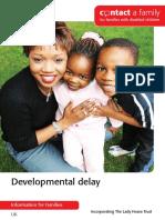 1.22-About Diagnosis Developmental Delay Nov 2013