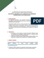 Guia Para El Desarrollo de La Practica de Iluminacion Introduccion Al Software Dialux