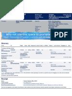 Flight Ticket Skylark-SAI