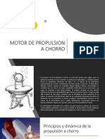 Motor de Propulsion a Chorro 2