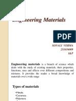 Engineering material
