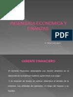 Gerente Financiero