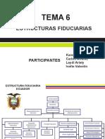 ESTRUCTURAS FIDUCIARIAS