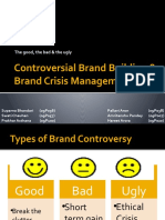 BM Project Ppt Brand Controversy