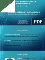 Exposicion-principios y Elementos de La Administracion