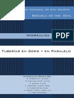 Trabajo_Tub Serie y Paralelo