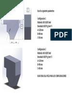 ejercicio parametros solidworks