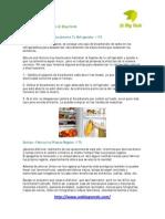 Ecotips de La Semana de Un Blog Verde 174-178