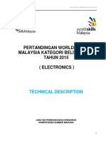 Technical Description WSMB2015 Electronics