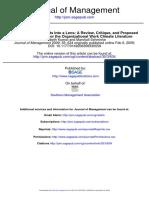 Kuenzi and Schminke 2009 Climate Review_JOM.pdf