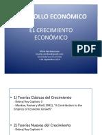 Clase 5 Crecimiento Economico