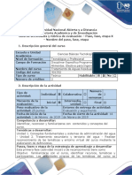 Guía de Actividades y Rúbrica de Evaluación - Fase 1 - Reconocer Las Tematicas y El Entorno Virtual Del Curso