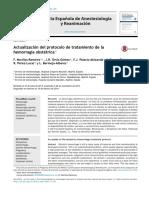 Protocolo de Hemorragia Postparto FLASOG