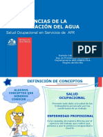 Ppt Salud Ocupacional