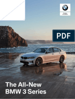 Ficha técnica The All-New BMW 330i Sport