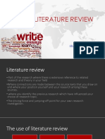 6. Literature Review