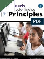 Uteach Cs Principles
