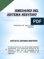 Enfermedades Del Sistema Nervioso Pabuence