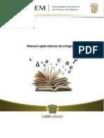 manual ortografía