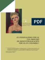 Base de Datos-Estadísticas Tributarias OCDE