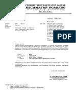 Surat Undangan Lokmin Camat