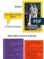 Alcock and Brown